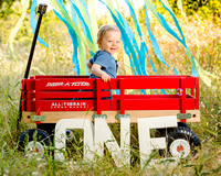 1 yr baby session