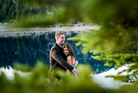 Lassen National Park Engagement session