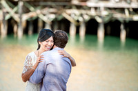 Monterey Engagement Session